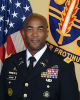 409th Commander Col. Freddy L. Adams
