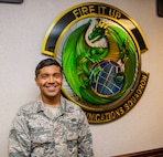 Airman 1st Class Javy Delgado, 375th Communication Squadron, is this week's Showcase Airman.