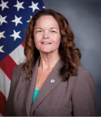Deputy to the Commander Eileen Hipe