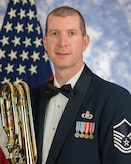 Master Sgt. Benjamin Polk is the bass trombonist of the Airmen of Note, The United States Air Force Band, Joint Base Anacostia-Bolling, Washington, D.C. Originally from Greenbush, Maine, he began his career in the Air Force in 2013.