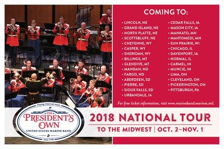2018 National Concert Tour