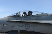 Royal Canadian Air Force trains with U.S. Forces