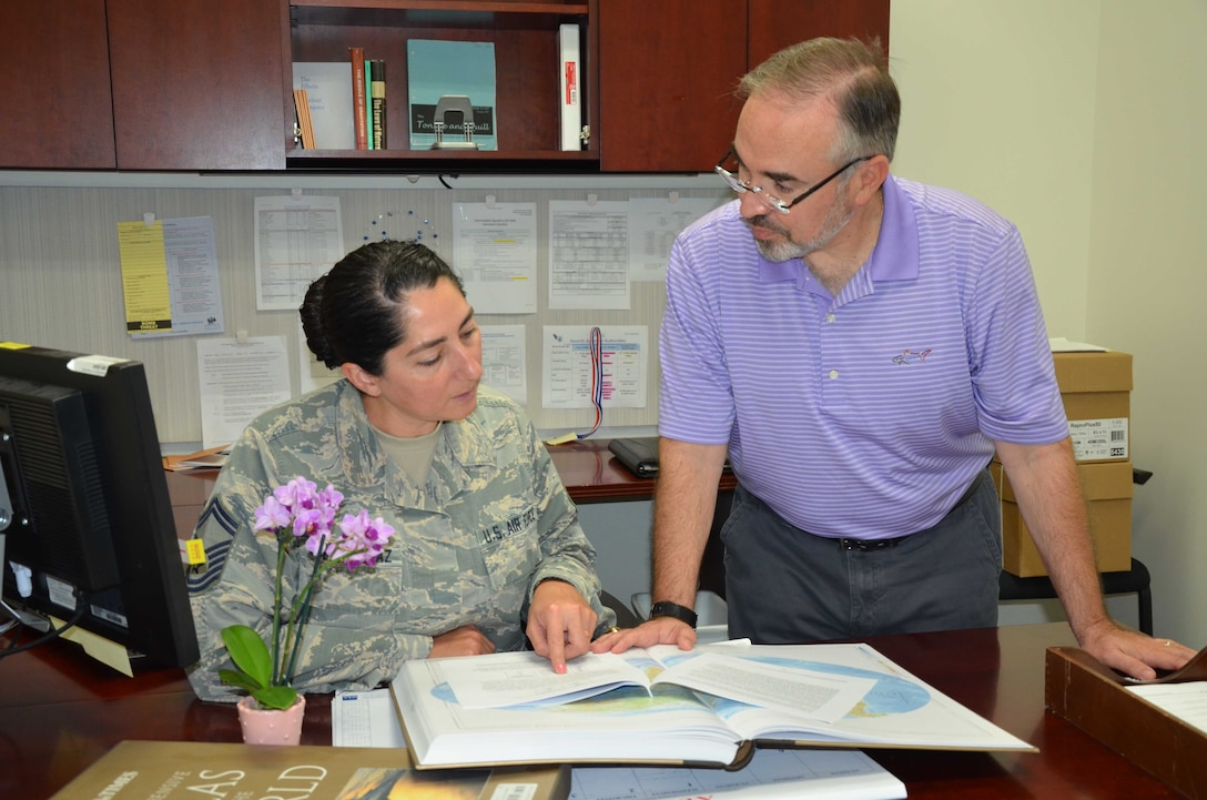 When Senior Master Sgt. Tonya L. Cobarruviaz enlisted in the Air Force more than 16 years ago, little did she know she would spend 14 of those 16 years with the same organization. It is a testament to her knowledge, skill and expertise that she remains one of the stalwart senior noncommissioned officers assigned to the Air Force Technical Applications Center.