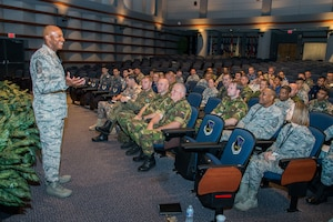 CMSAF meets with international senior enlisted leaders during bi-annual summit