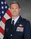 Col. Michael Ebner, 388th Fighter Wing vice commander