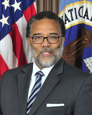 Portrait of Harry Coker, Jr., Executive Director, National Security Agency