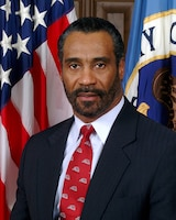 Portrait of Earnest 'Earnie' Green, Chief of Staff, National Security Agency