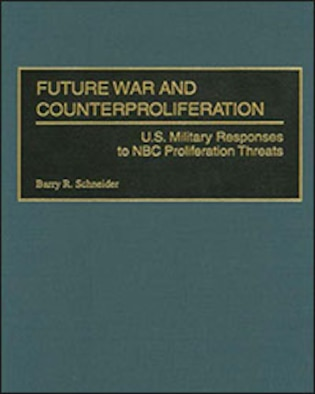The United States faces a small number of rogue states that either have or are working to acquire weapons of mass destruction. These NASTIs, or NBC-Arming Sponsors of Terrorism and Intervention, include such states as North Korea, Iraq, Iran, Libya, and Syria. U.S. nonproliferation programs and policies have helped to keep this number small, but U.S. and allied counterproliferation programs are essential to reduce the danger. It is up to deterrence, active defenses, passive defenses, decontamination, and counterforce to turn enemy weapons of mass destruction into instruments of limited destructive effect.