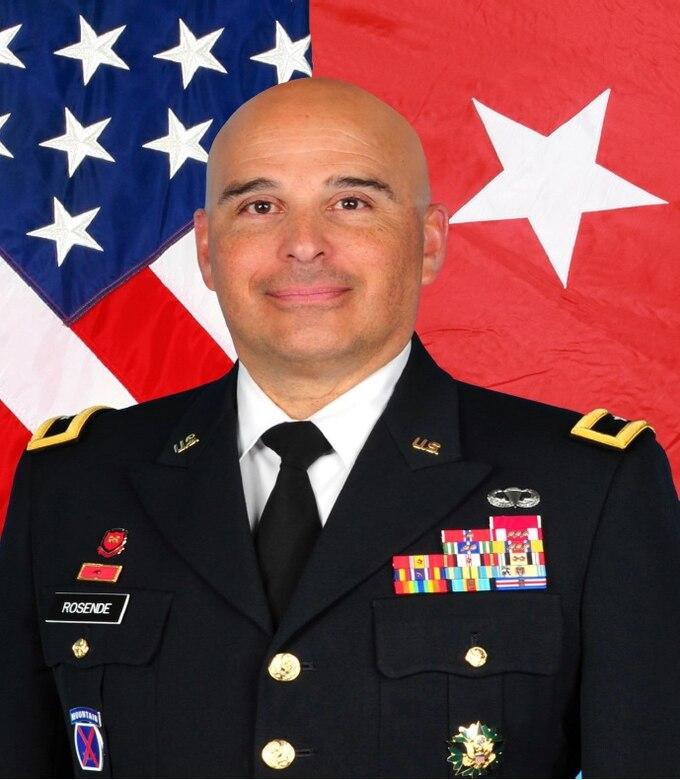 Brig. Gen. Alberto C. Rosende
