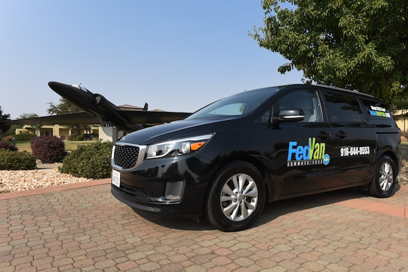 Recently Beale partnered with FedVan to acquire a fleet of free use vehicles. FedVan is a veteran owned and operated company, which offers federal employees a free commuting service option.