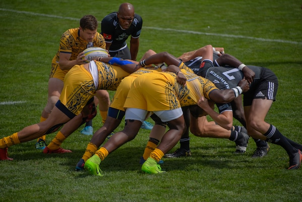 2018 Armed Forces Rugby Championship