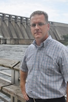 Aaron Wahus set out to be a forester but along the way found his niche as a park ranger with the U.S. Army Corps of Engineers. During his 25-year career he moved from trainee to the top boss at the Hartwell Dam and Lake Project overseeing other rangers, a hydropower dam and one of the most visited reservoirs in the Corps of Engineers. He still manages to get out of the office and talk with campers, anglers and boaters to ensure a reservoir that meets the recreation needs of millions of annual visitors. (U.S. Army Corps of Engineers photo by Billy Birdwell)
