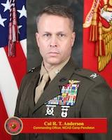 Commanding Officer - MCAS Camp Pendleton