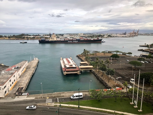 Coast Guard reopens ports in Hawaii, Lanai pending assessment