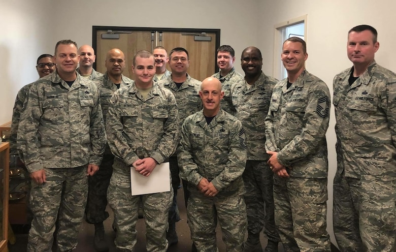 Arctic Warrior Chiefs' Group Choice Award winner of the Month