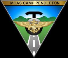 Marine Corps Air Station Camp Pendleton Logo