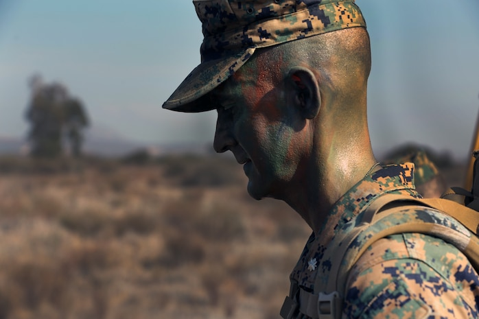 Honoring those before them: H&HS Marines host a field mess night