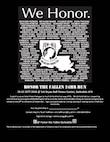 Honor the fallen: A 24-hour vigil