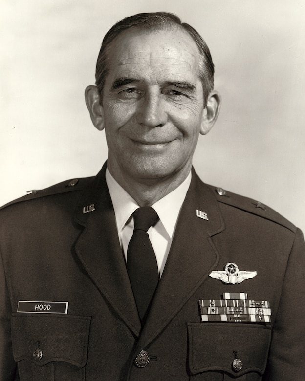 Brigadier General Stanly V. Hood Senior