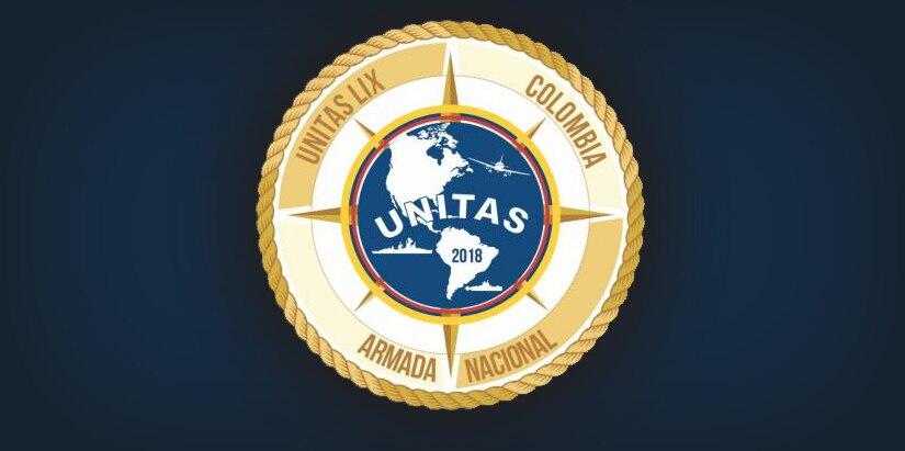 The official UNITAS 2018 logo