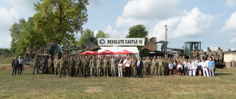 The fourth year of Resolute Castle comes to a close in Romania