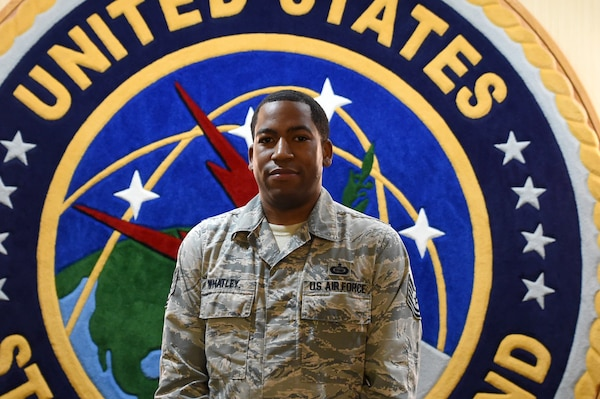 Tech. Sgt. Bryant Whatley is selected as the Enlisted Corps Spotlight for September.