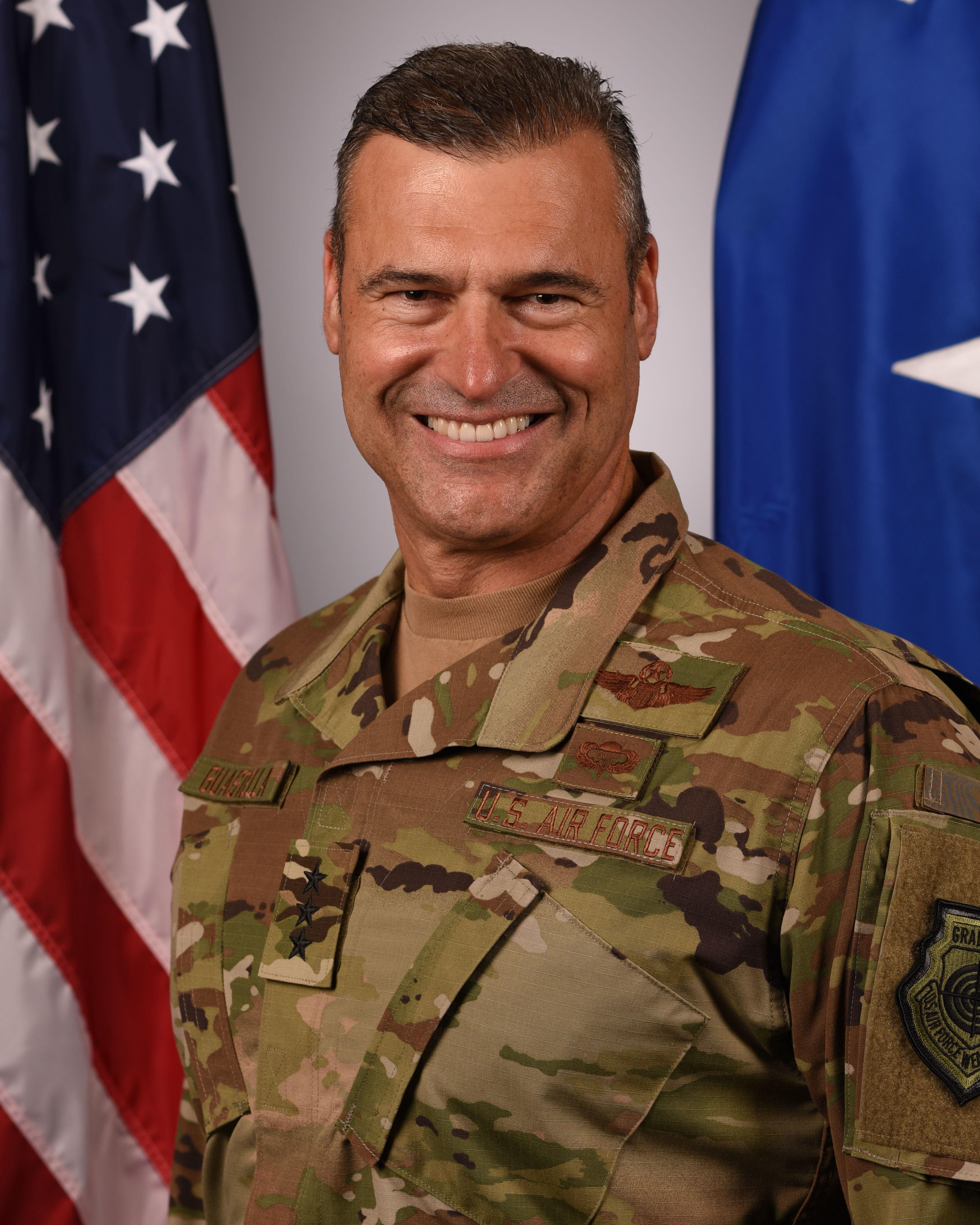 lieutenant general joseph t guastella u s air force biography