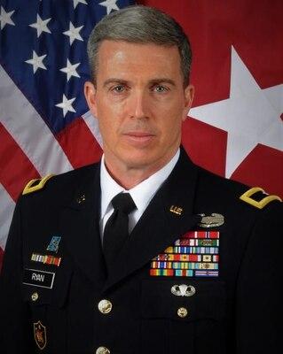 Brigadier General Robert K. Ryan