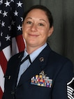 Military Volunteer of the Year (Air), Master Sgt. Crystal Smith, 2018 Awards & Decorations Ceremony