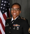 Sgt. Arielle T. Acosta, Recruiter of the Year, 2018 Awards & Decorations Ceremony