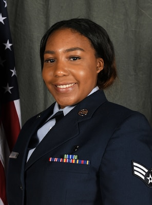 D.C. National Guard Outstanding Airman of the Year, Senior Airman Diamond Beaner, 2018 Awards & Decorations Ceremony