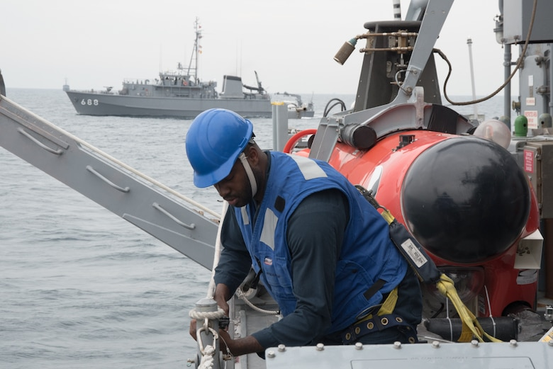 USS Chief completes 3JA with Japanese, Australian naval forces