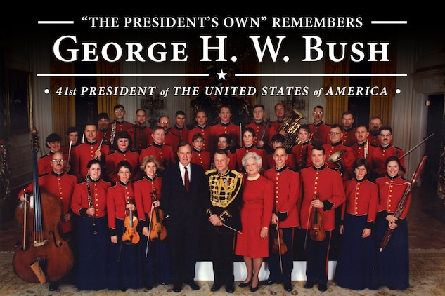 Remembering President George H. W. Bush