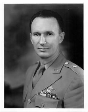 Maj. Gen. Hansell
