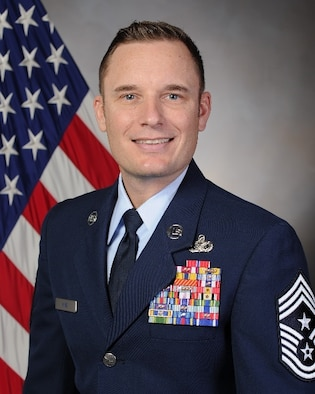 Chief Master Sergeant Scott J. King