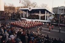 Inaugural Parade of George H.W. Bush