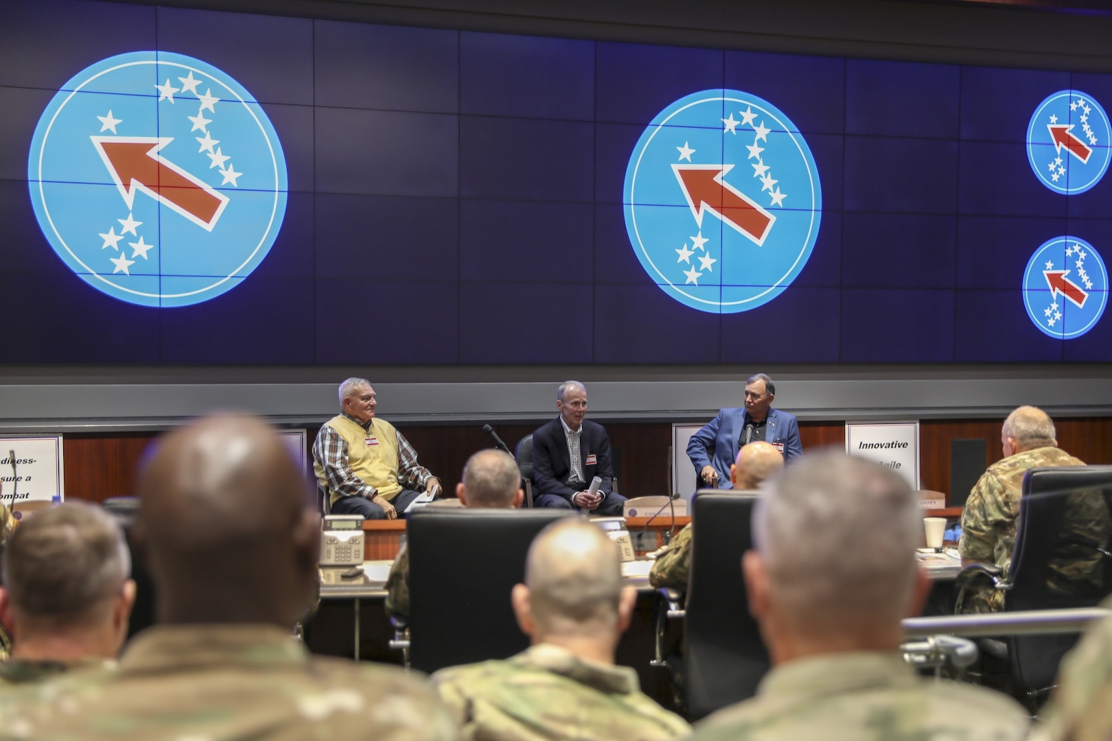 USARPAC Commanders Conference; Competing in the Pacific