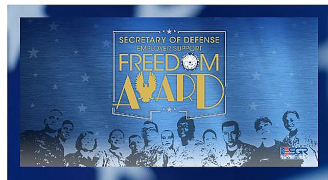 Time is running out! You only have until Dec. 31 to nominate your employer for this year's Freedom Award!