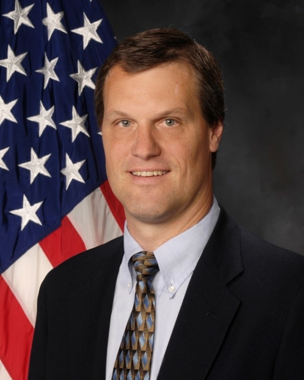 Dr. Michael T. Eismann, Air Force Research Laboratory Sensor's Directorate chief scientist. (Official U.S. Air Force Photo)