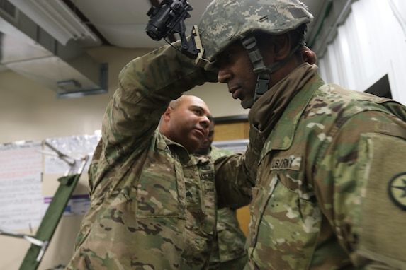 316th ESC Soldiers learn what it takes to be lethal