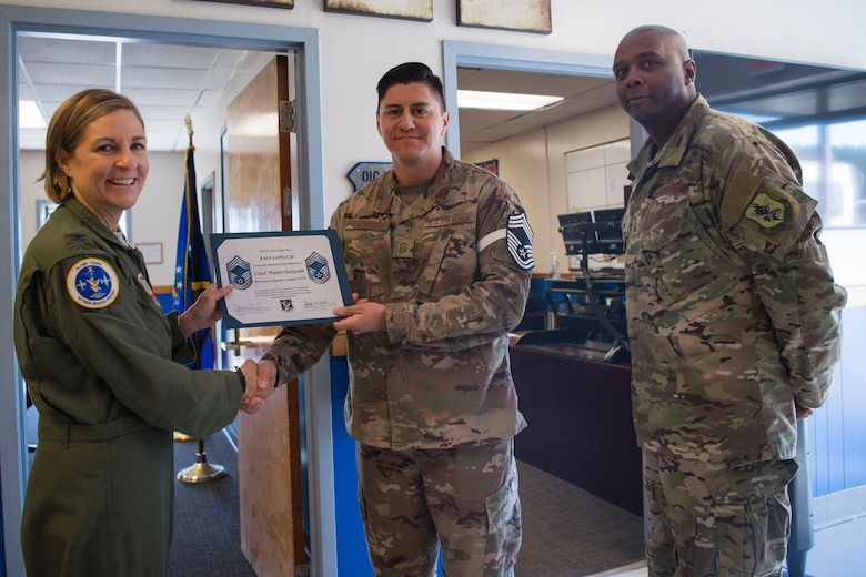 Team Moody is proud to present its 6 newest Chief Master Sergeant Selects!!  SMSgt Bud Wendel SMSgt Carlo Mangoba SMSgt Raul Lopez SMSgt Jeffery Zimmerman SMSgt Jeffre Schillawski (not pictured) SMSgt Marcus Wimberley(not pictured)