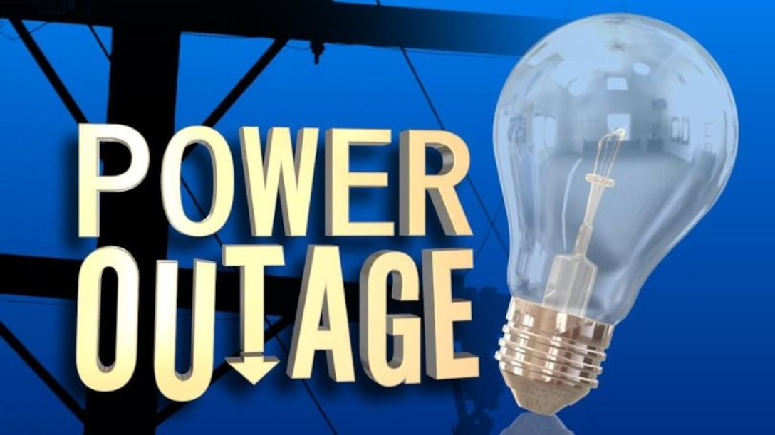 Power Outage graphic/courtesy