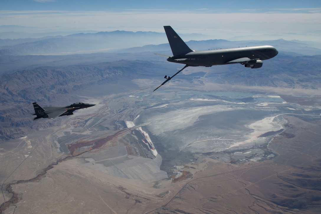 (U.S. Air Force photo by Master Sgt. Michael Jackson)