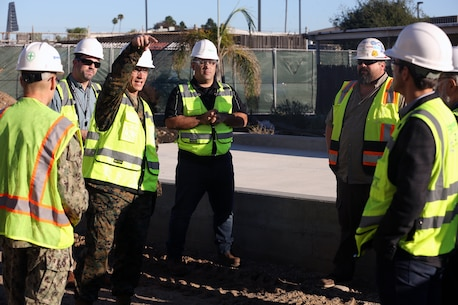A Greener Future: MCAS Miramar leads an energy conservation tour