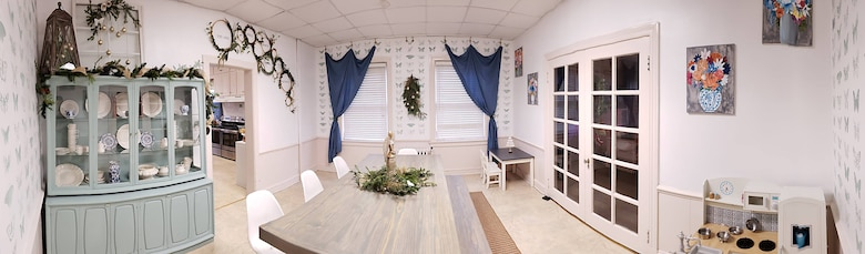 Revitalizing our community, one room at a time