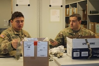 Logistics Readiness Center - Bavaria serve as the European region model for logistics sustainment and innovation.
