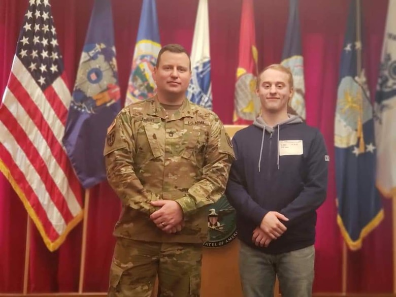 Father/Son Share Army career