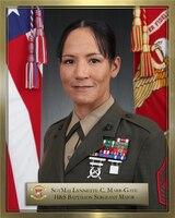 Sergeant Major Lynnette C. Marr-Gaye