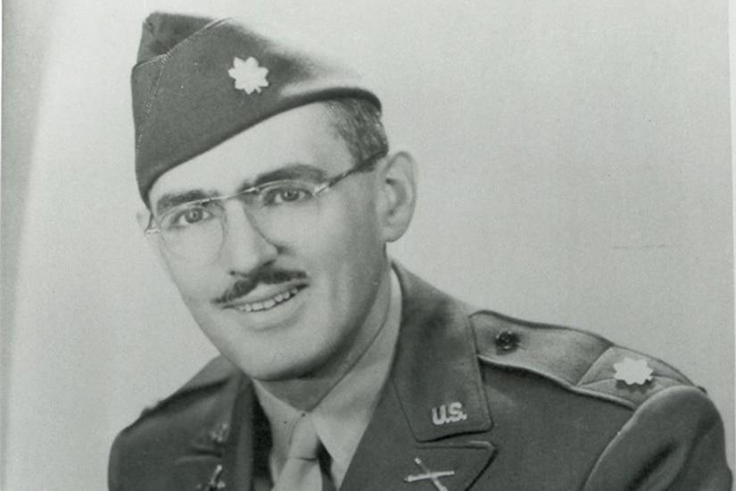 Army Lt. Col. John U.D. Page.