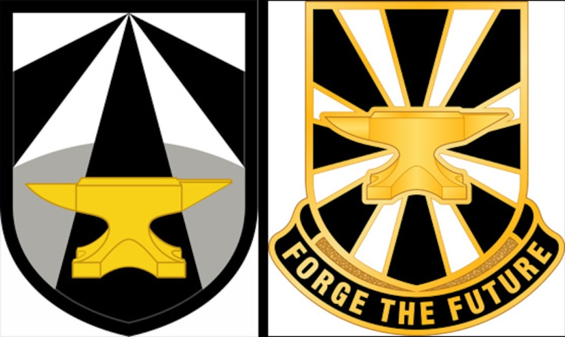 ARMY PATCH JOINT READINESS COMMAND FULL COLOR